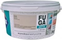 Высокоэластичная затирка Atlas Fuga Artis 1-25 мм 205 кремовая 2кг