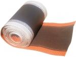Защитная вентиляционная лента для коньков и рёбер кровли 240 мм/ 5 м.п.