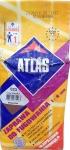Затирка Atlas 023 1-6 мм 2 кг коричневая, бумажная уп.