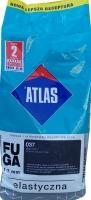 Затирка Atlas Fuga (Elastyczna 037) 1-7мм 2кг графитовая