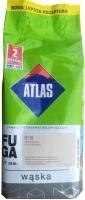 Затирка Atlas Waska пастельно-бежевая 018/2 кг шов 1-7 мм