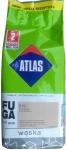 Затирка Atlas Waska цвет светло-бежевый 019 /2 кг шов 1-7 мм