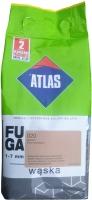 Затирка Atlas Waska бежевая 020 / 2 кг, шов 1-7 мм