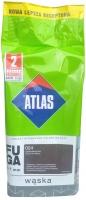 Затирка Atlas Waska темно-коричневая 024 / 2 кг, шов 1-7 мм