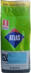 Затирка Atlas Waska светло-голубая 030/2 кг шов 1-7 мм
