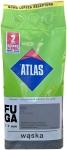 Затирка Atlas Waska Серая 035 /2 кг шов 1-7 мм