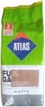 Затирка Atlas Waska светло-коричневая 123 / 2 кг, шов 1-7 мм