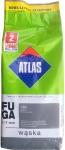 Затирка Atlas Waska Серебристого цвета 136 /2 кг шов 1-7 мм