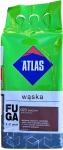 Затирка Atlas Waska коричневая 023 / 2 кг, шов 1-7 мм